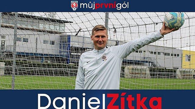Můj první gól: Daniel Zítka