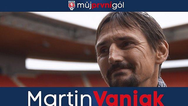 Můj první gól: Martin Vaniak