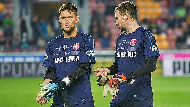 Čeští fotbalisté postoupili na evropský šampionát